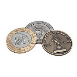 Coins - Guthrie Woods