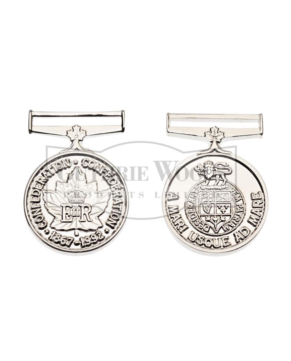 Canada 125th - Medal