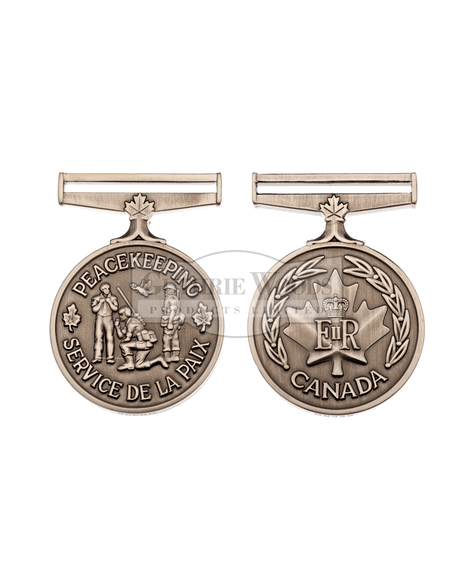 Canadian Peacekeeping Service (CPSM) - Medal
