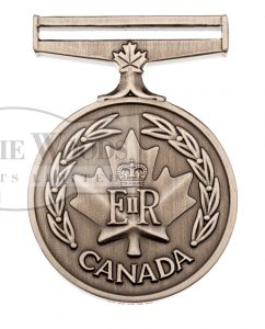 Canadian Peacekeeping Service (CPSM), miniature