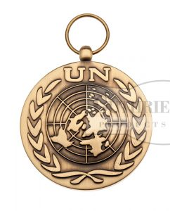 United Nations (UN), miniature