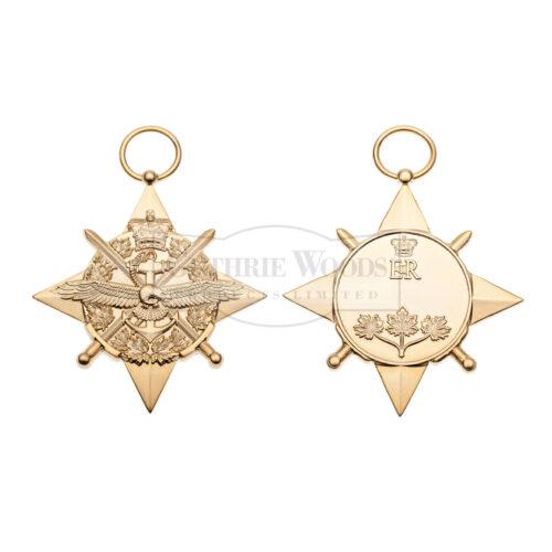 General Campaign Star (GCS) #212 FS - Medal