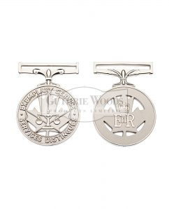 Police Services Exemplary Service - Medal