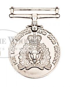 RCMP Long Service Medal