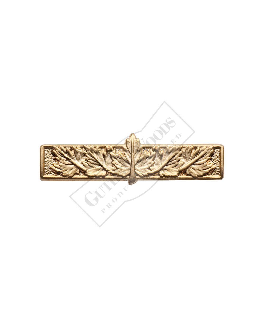 Rotation Bar, 5-Leaf, Gold #246-G