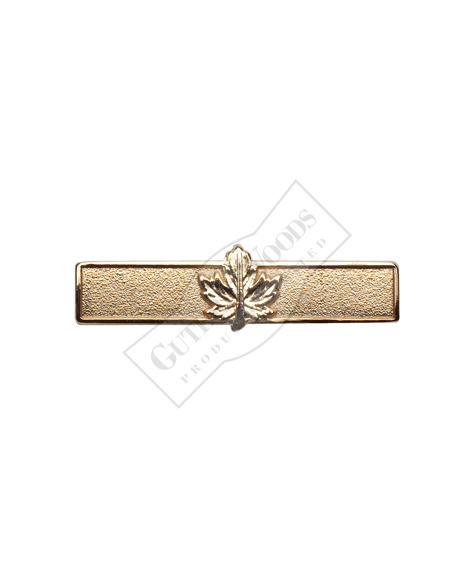 Rotation Bar - Gold - Single Leaf #245-G