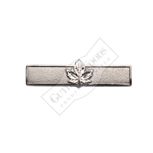 Rotation Bar, Single Leaf, Silver #245-S