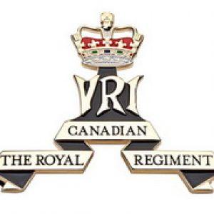 Regimental Blazer Crests