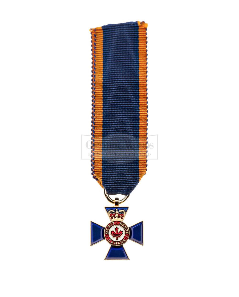 Order of Military Merit – Commander #224-C