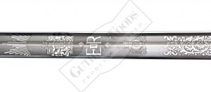 RCMP Cavalry Officer's Sword (#271-C)