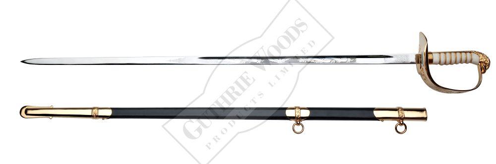 RCAF Officer's Sword - 271-AF