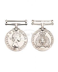 RCMP Long Service Medal - R226