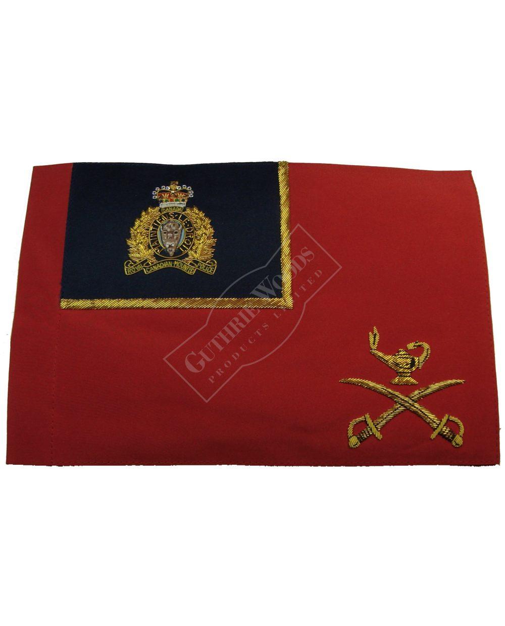 RCMP Miniature Division Ensign R173-DEPOT