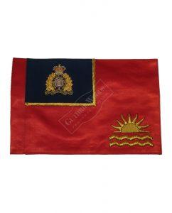 RCMP Miniature Division Ensign R173-EDIV