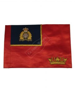 RCMP Miniature Division Ensign R173-HQ