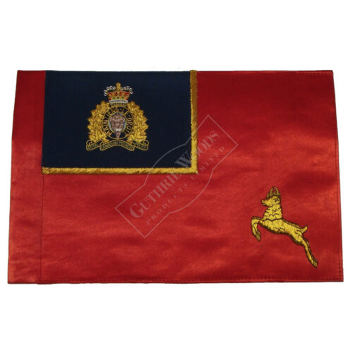 RCMP Miniature Division Ensign R173-KDIV