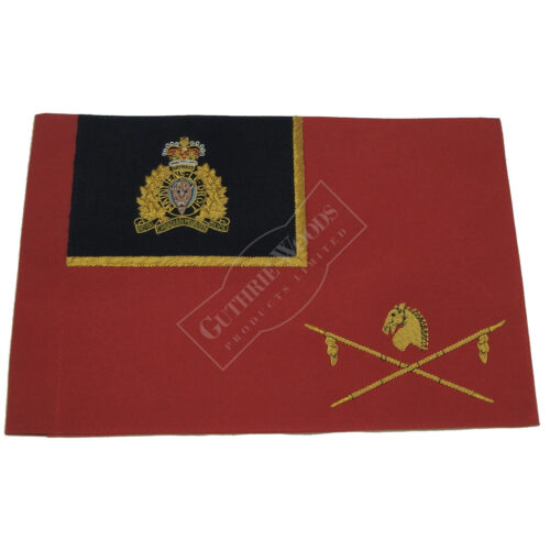 RCMP Miniature Division Ensign R173-MR