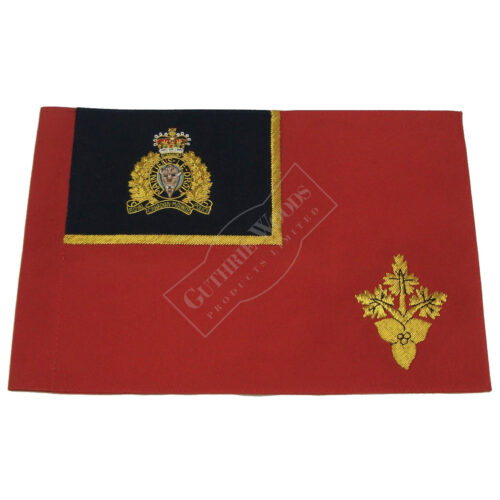 RCMP Miniature Division Ensign R173-ODIV