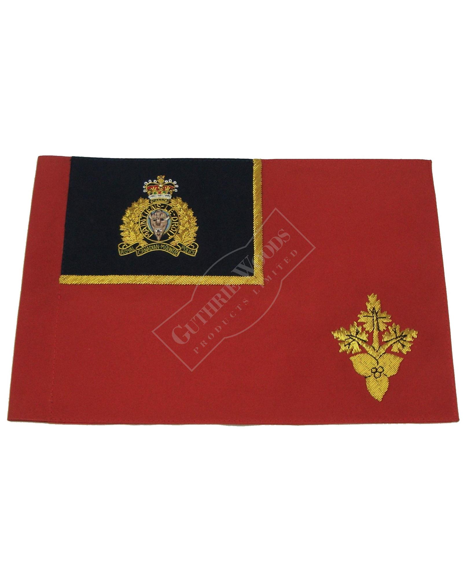 RCMP Miniature Division Ensign R173-ODIV