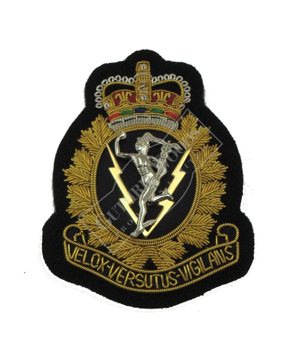 C&E Blazer Crest 143-CE