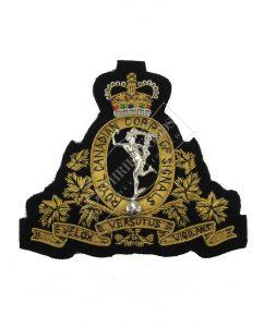 RCCS Blazer Crest 143-RCCS