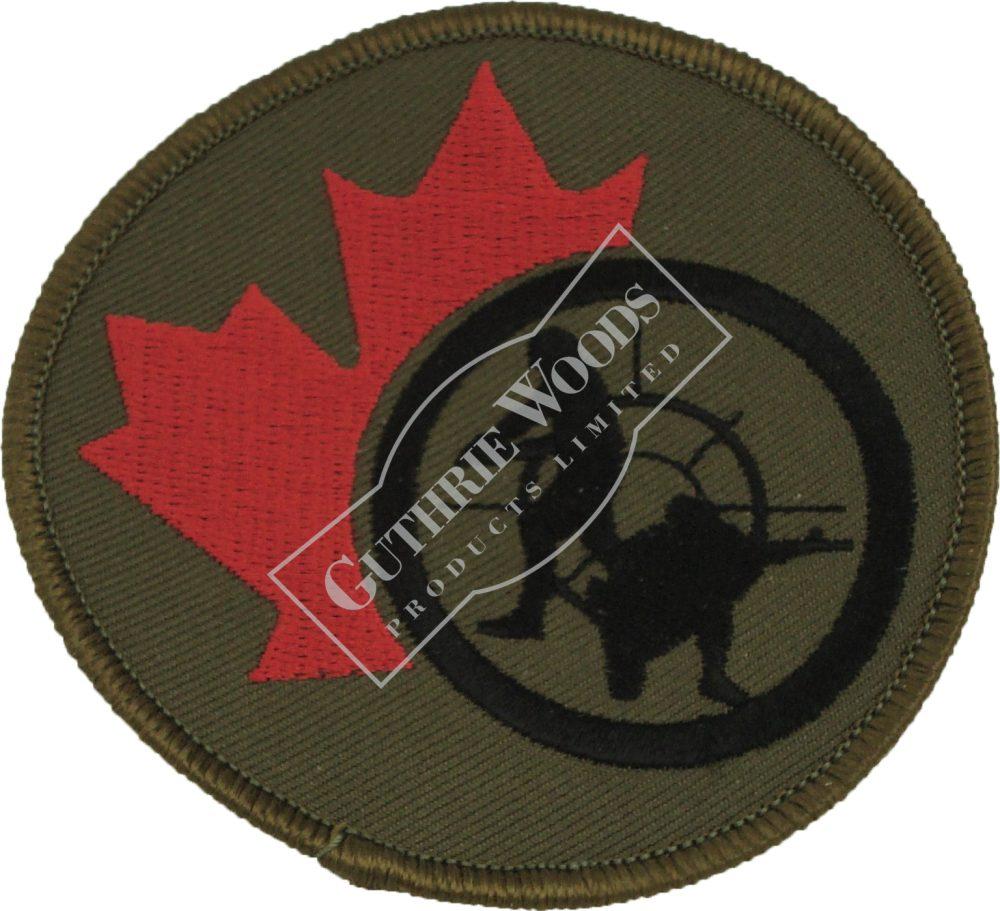CAFSAC patch - #141-CAFSAC