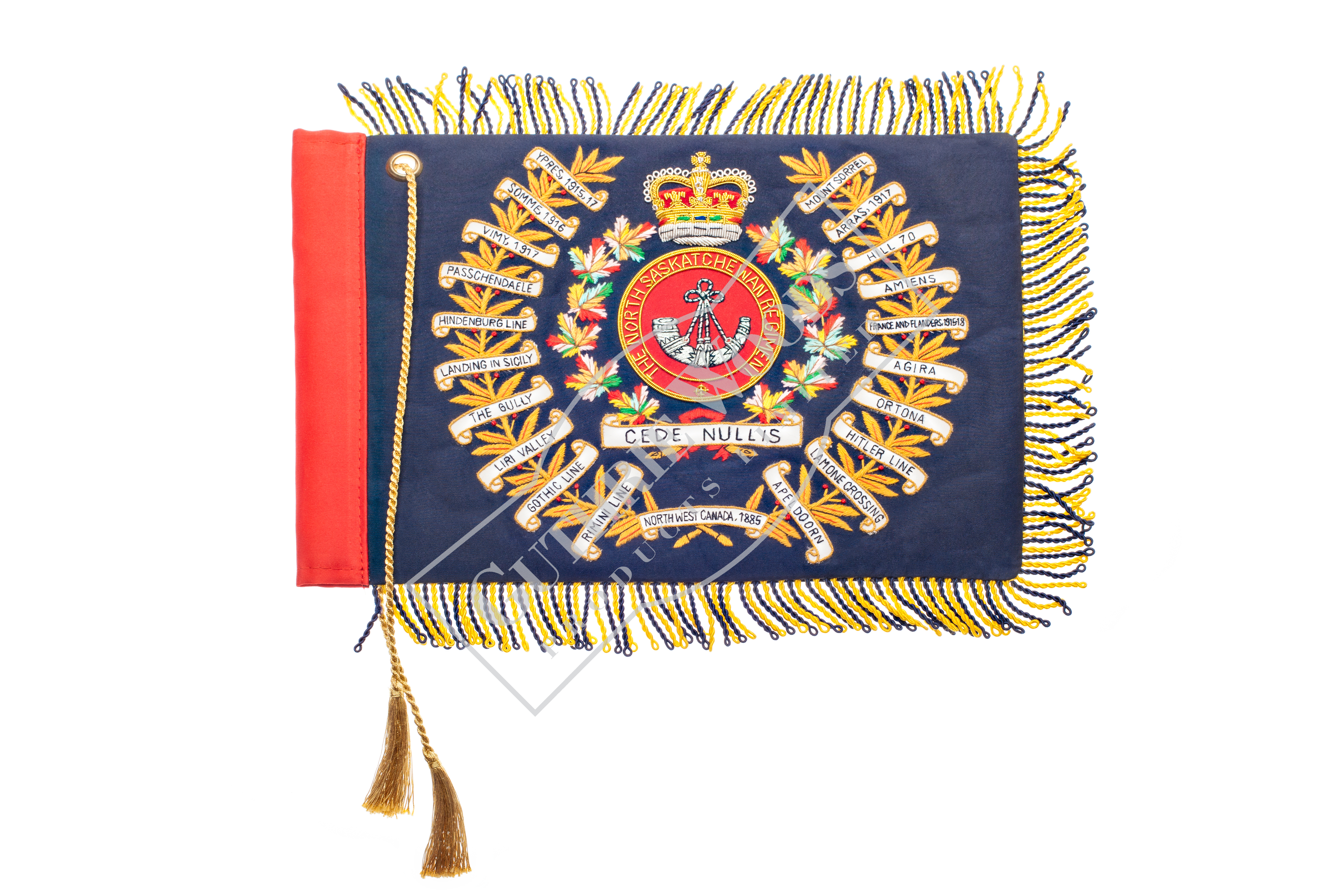 North Saskatchewan Regiment - 172-NSR