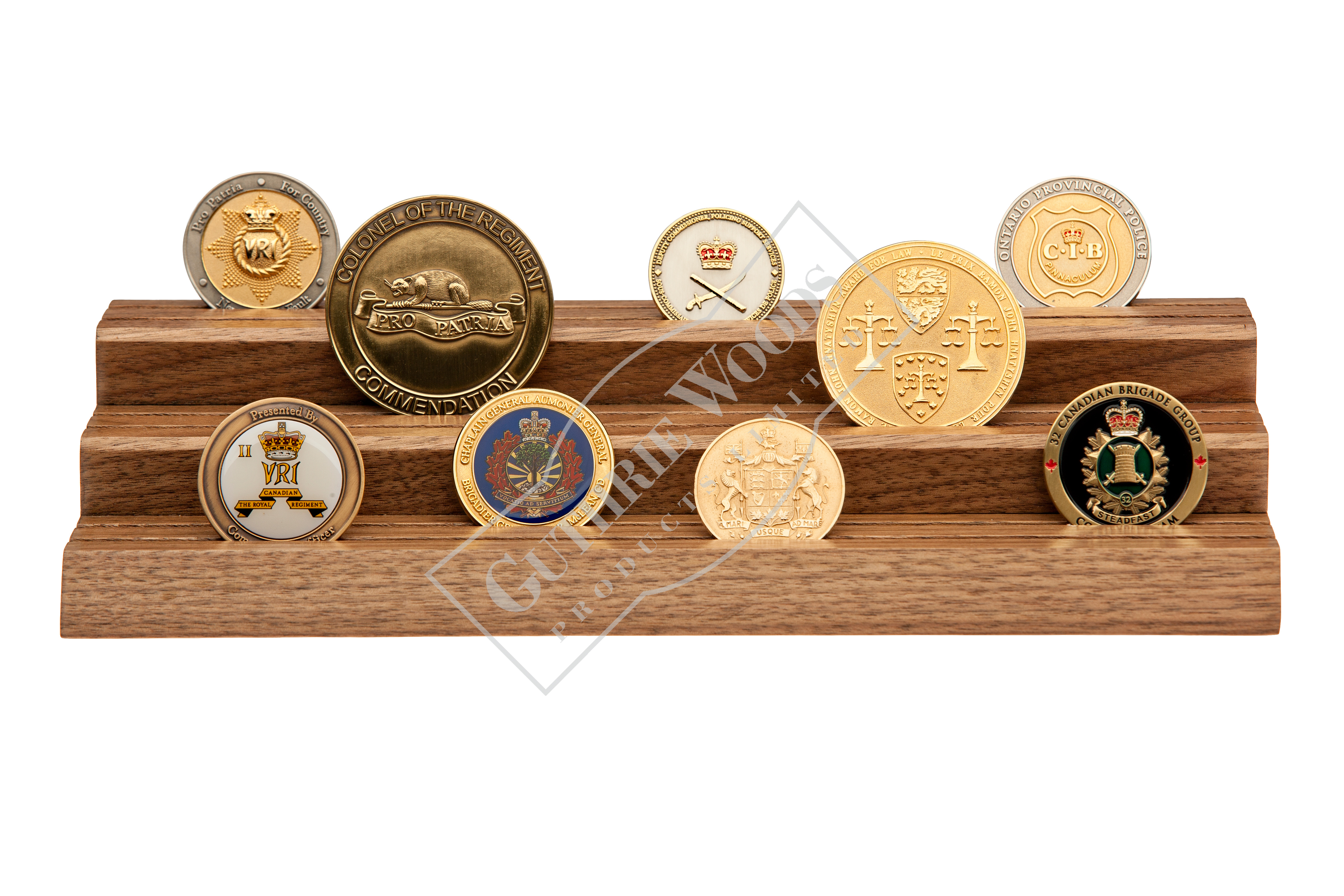 Coins | Guthrie Woods Products Ltd