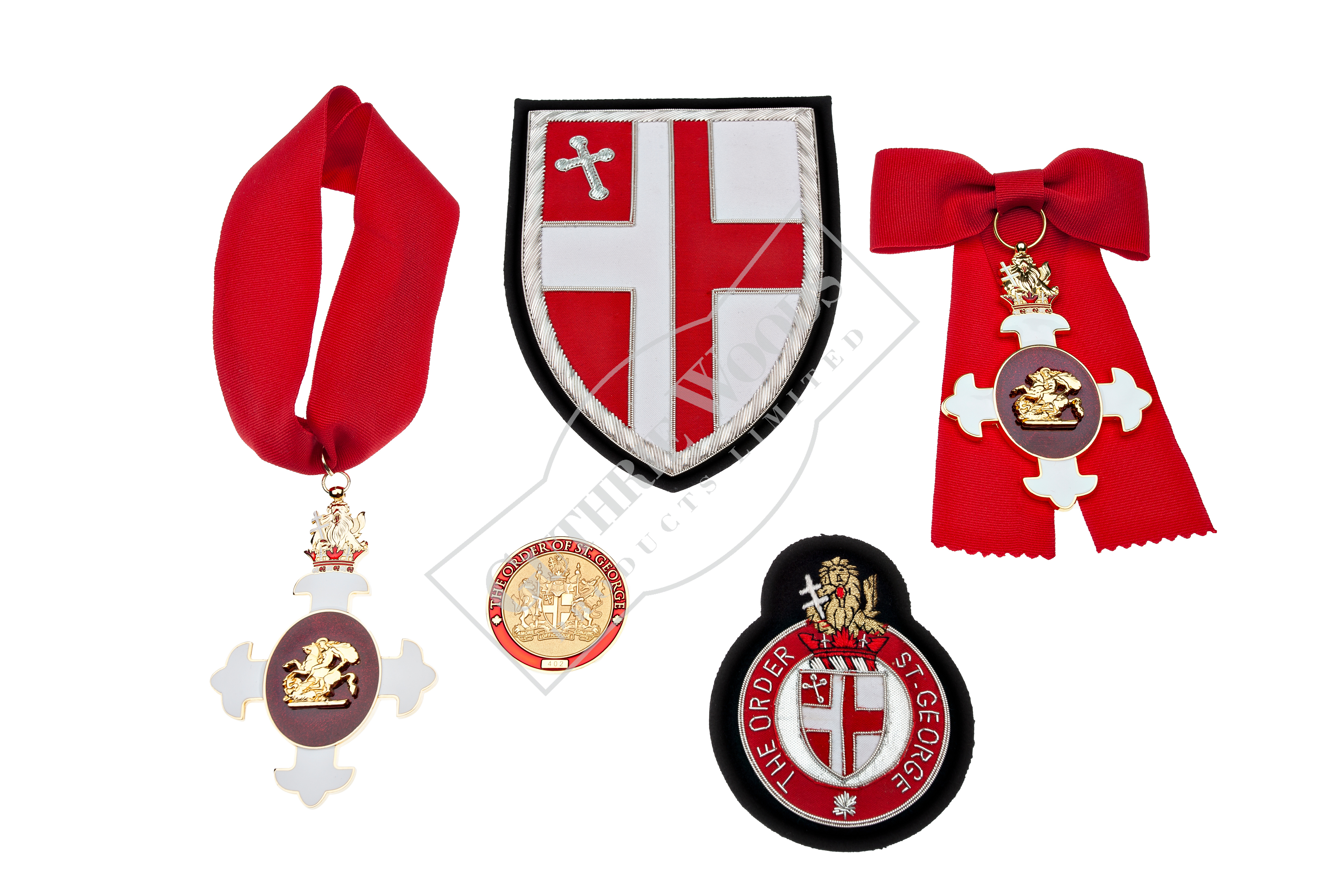Order of St George collection