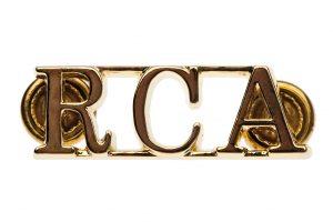 RCA Shoulder Title
