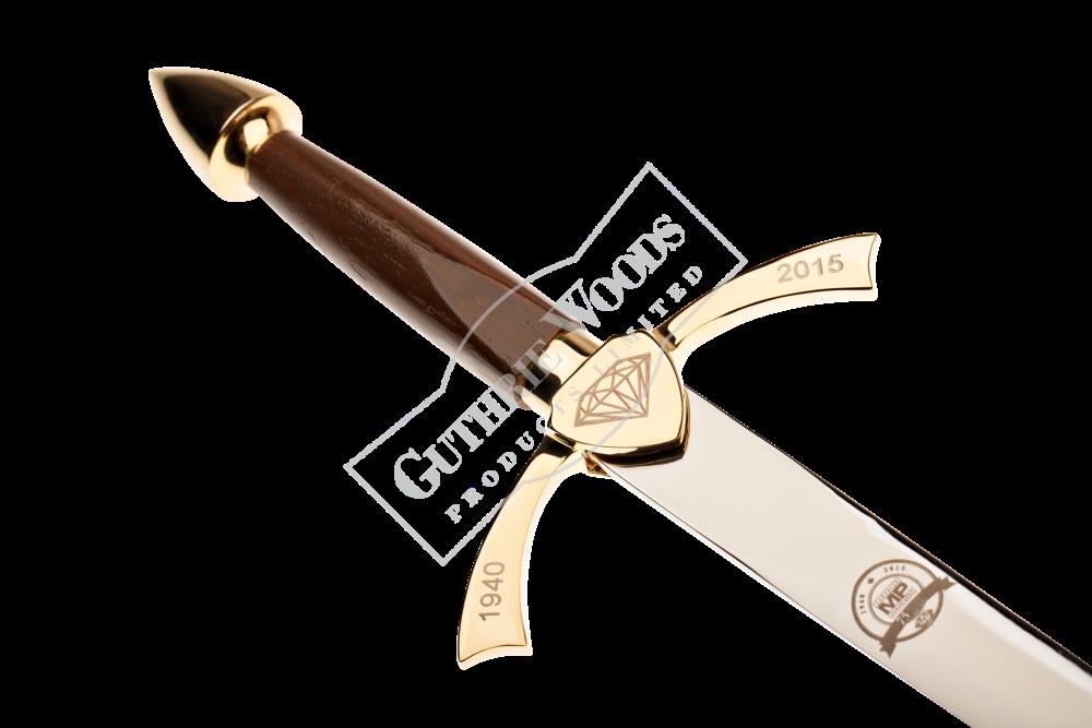 Windsor Presentation Sword #271-W | Engraved