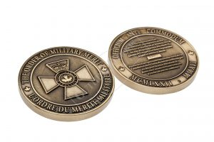 #296-C-LE coin front+back