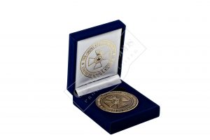 #296-C-LE coin+box