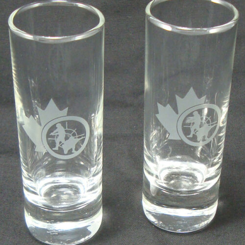 CAFSAC Shot Glass - 300-G2